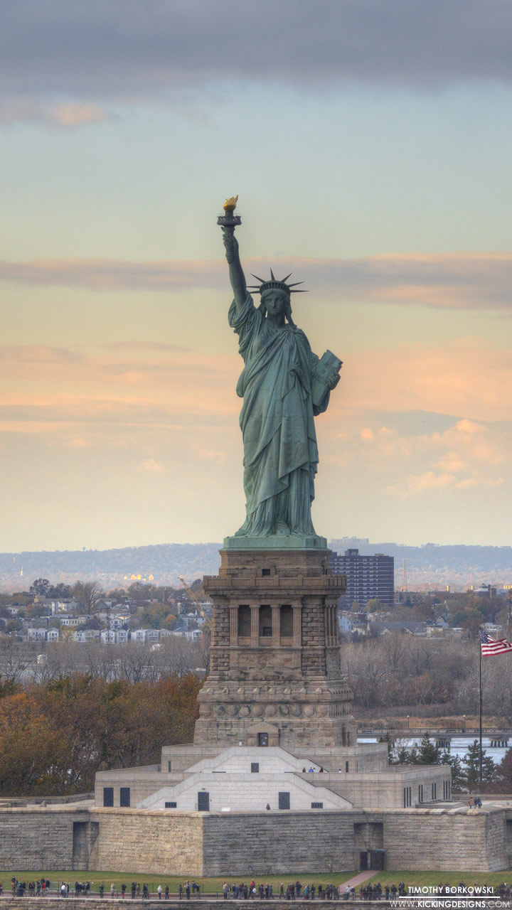 Statue Of Liberty 2 28 2014 Wallpaper Background Kicking