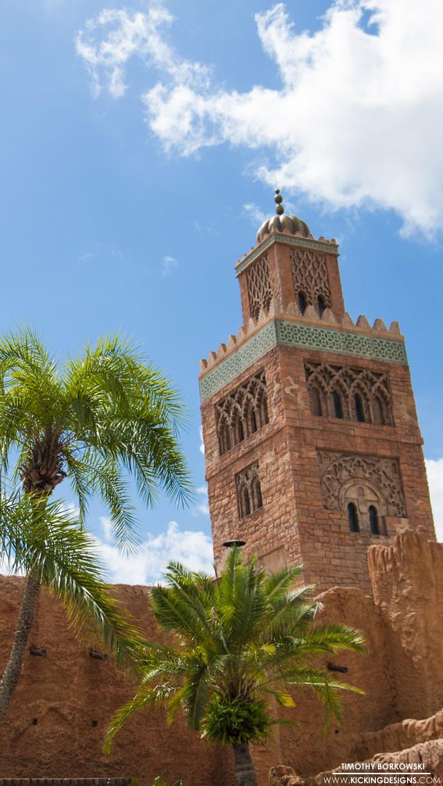Epcot Morocco 1 8 2015 Wallpaper Background Kicking Designs