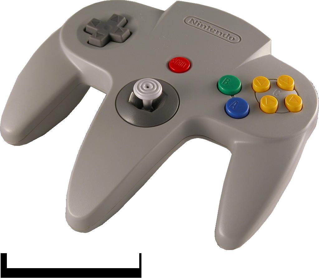 Nintendo 64 Stock Photos