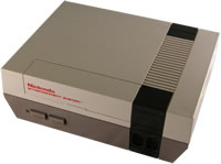 Nintendo Entertainment System (NES) System