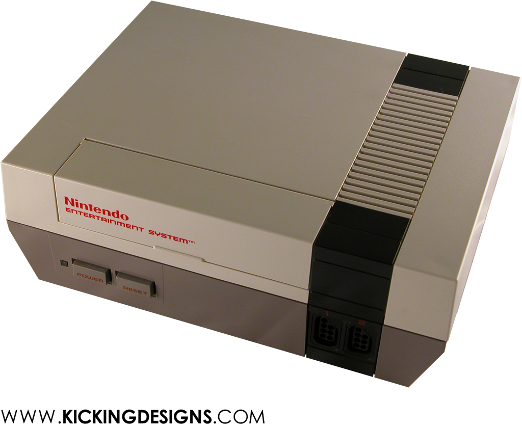 nintendo entertainment system  nes  stock photos