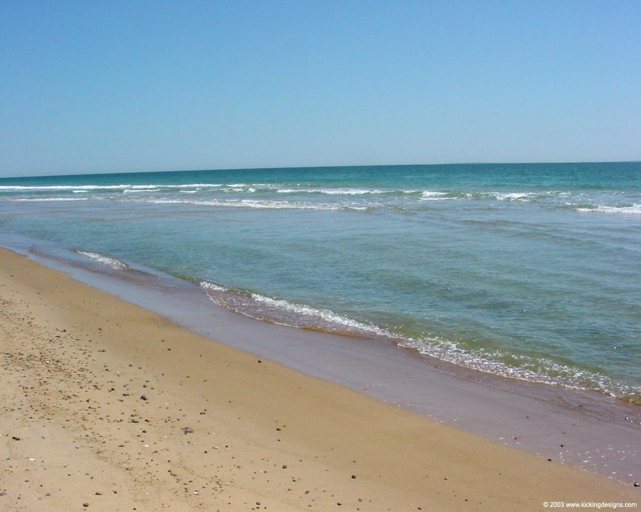 ocean beach photographs desktop wallpaper 1280 x 1024