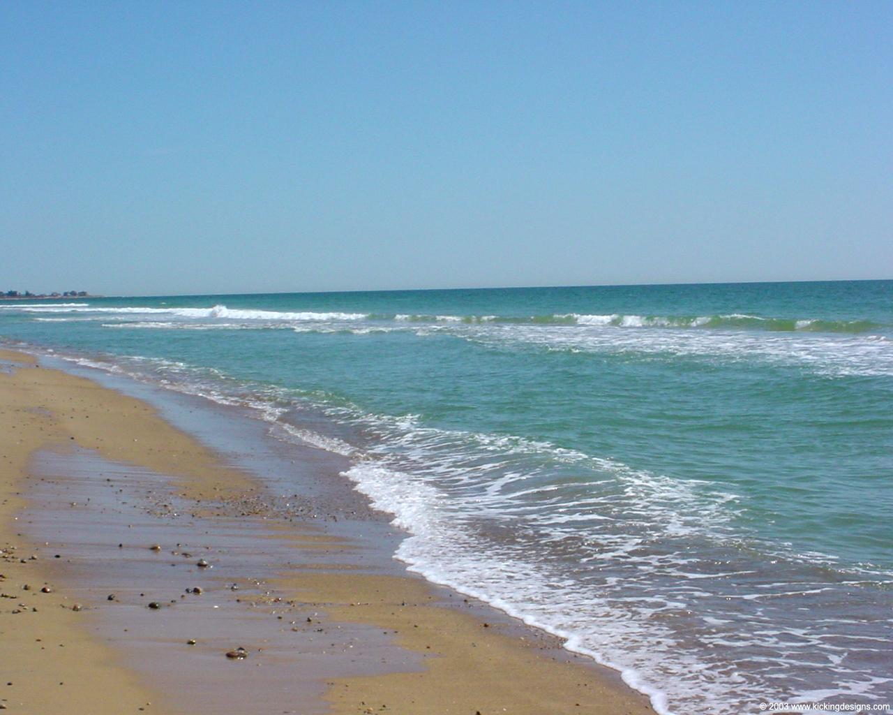 ocean    beach photographs - desktop wallpaper