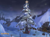 Guild Wars 012 - Old Ascalon City during the Christmas holiday season 2005