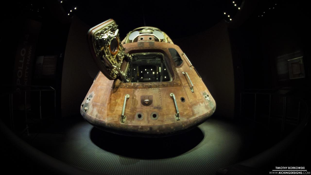apollo 14 capsule 5