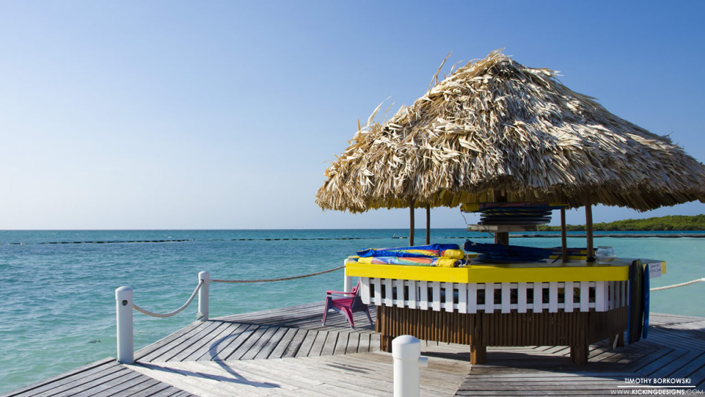 Belize Beach 1-4-2016